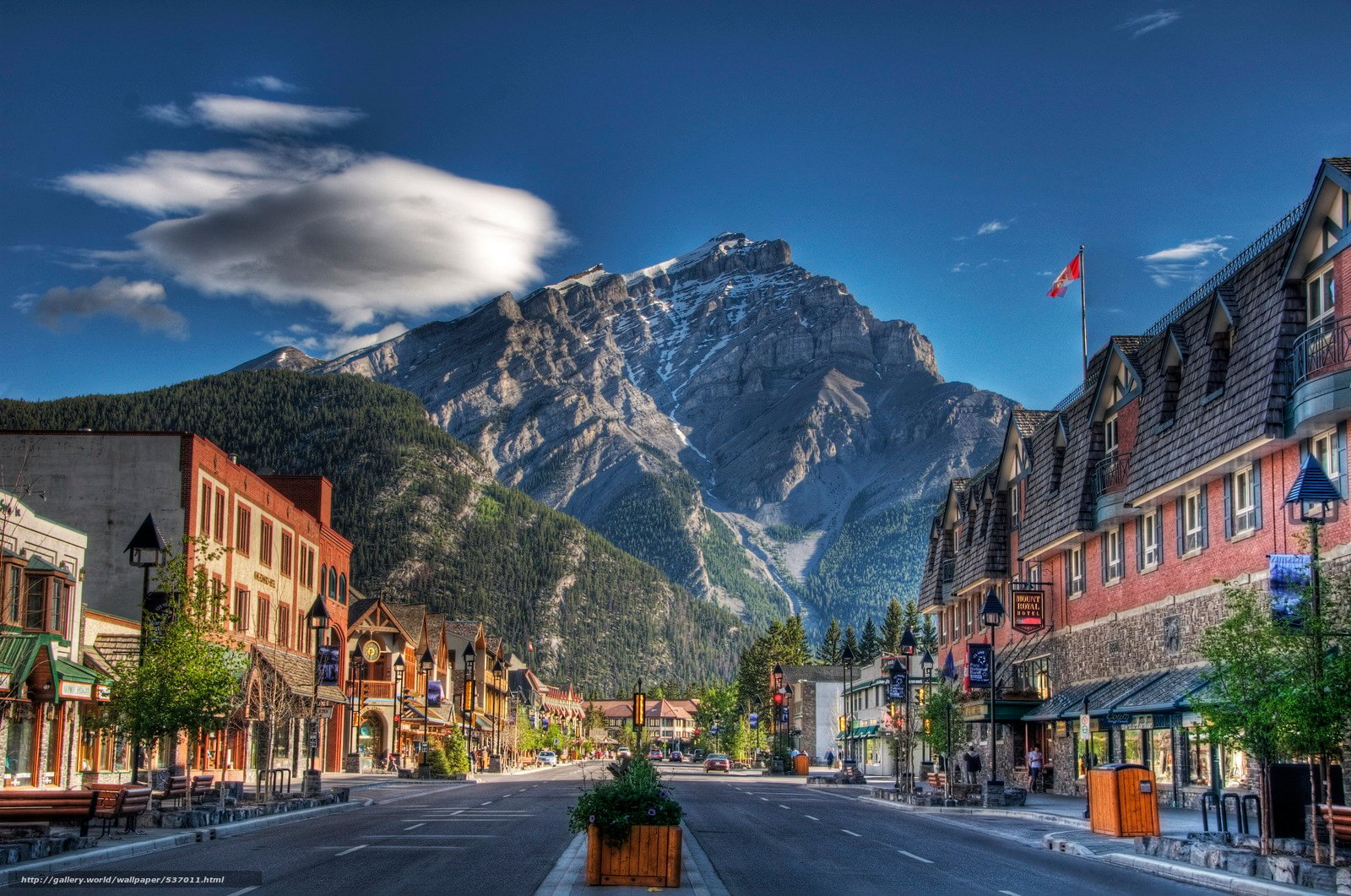 Banff Alberta Canada Travel photos wallpapers Images   Frompo 1600x1061