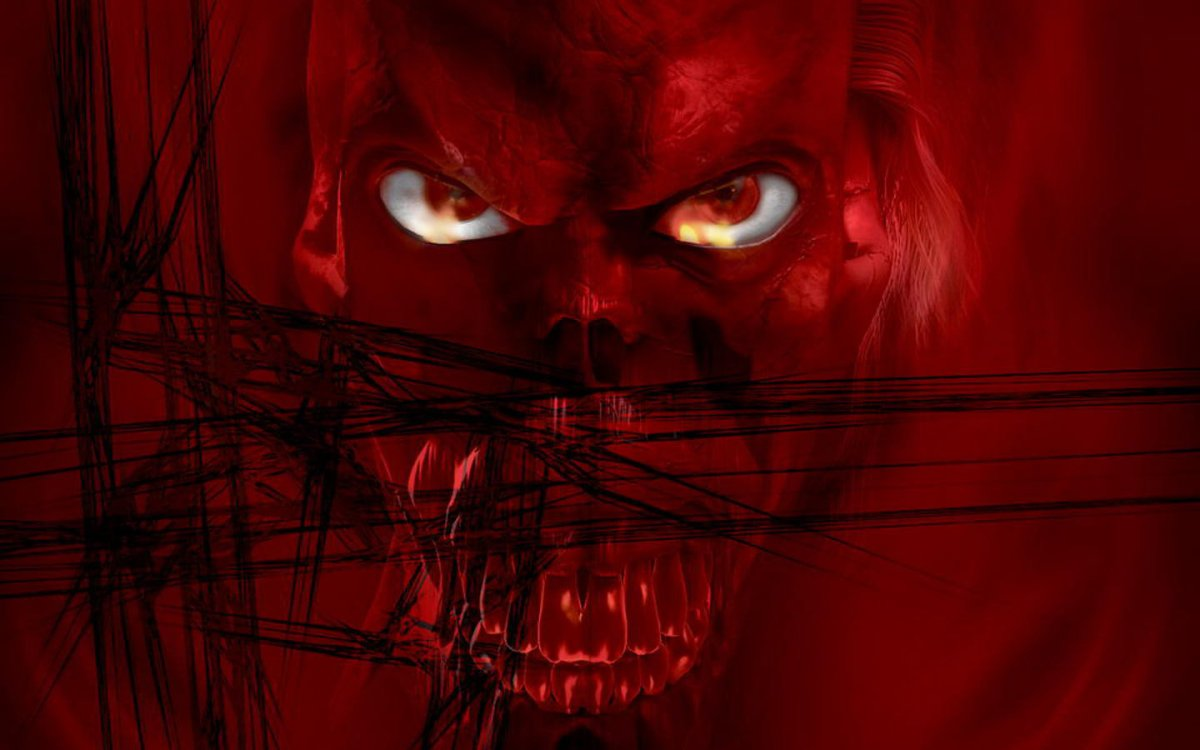 Gallery Index Wallpapers Devil Red Devil 1337882619 1200x750