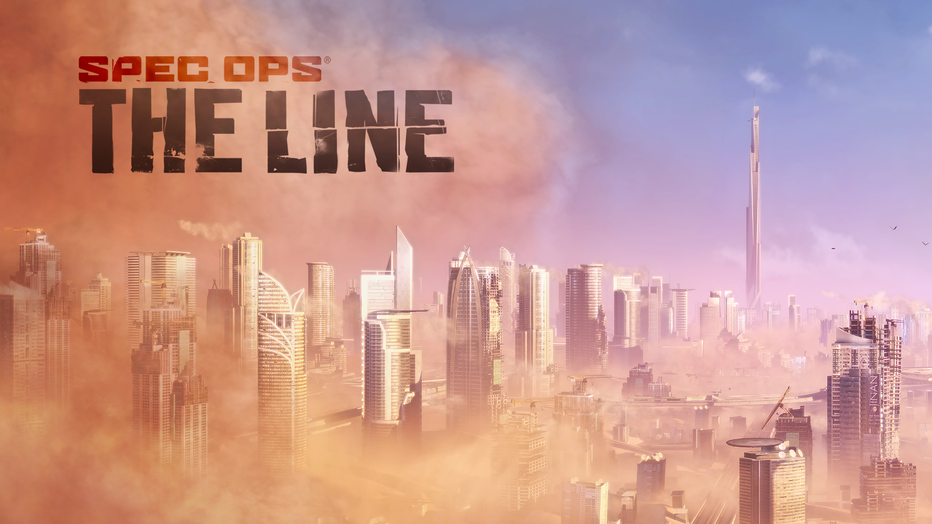 Spec Ops The Line Vista Wallpaper 1920x1080