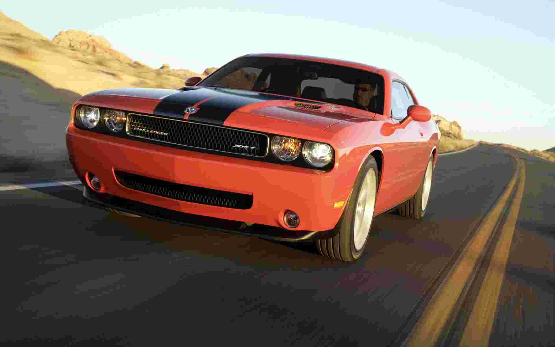 dodge challenger srt8 widescreen 225316 wallpaper   Dodge   Auto Moto 1920x1200