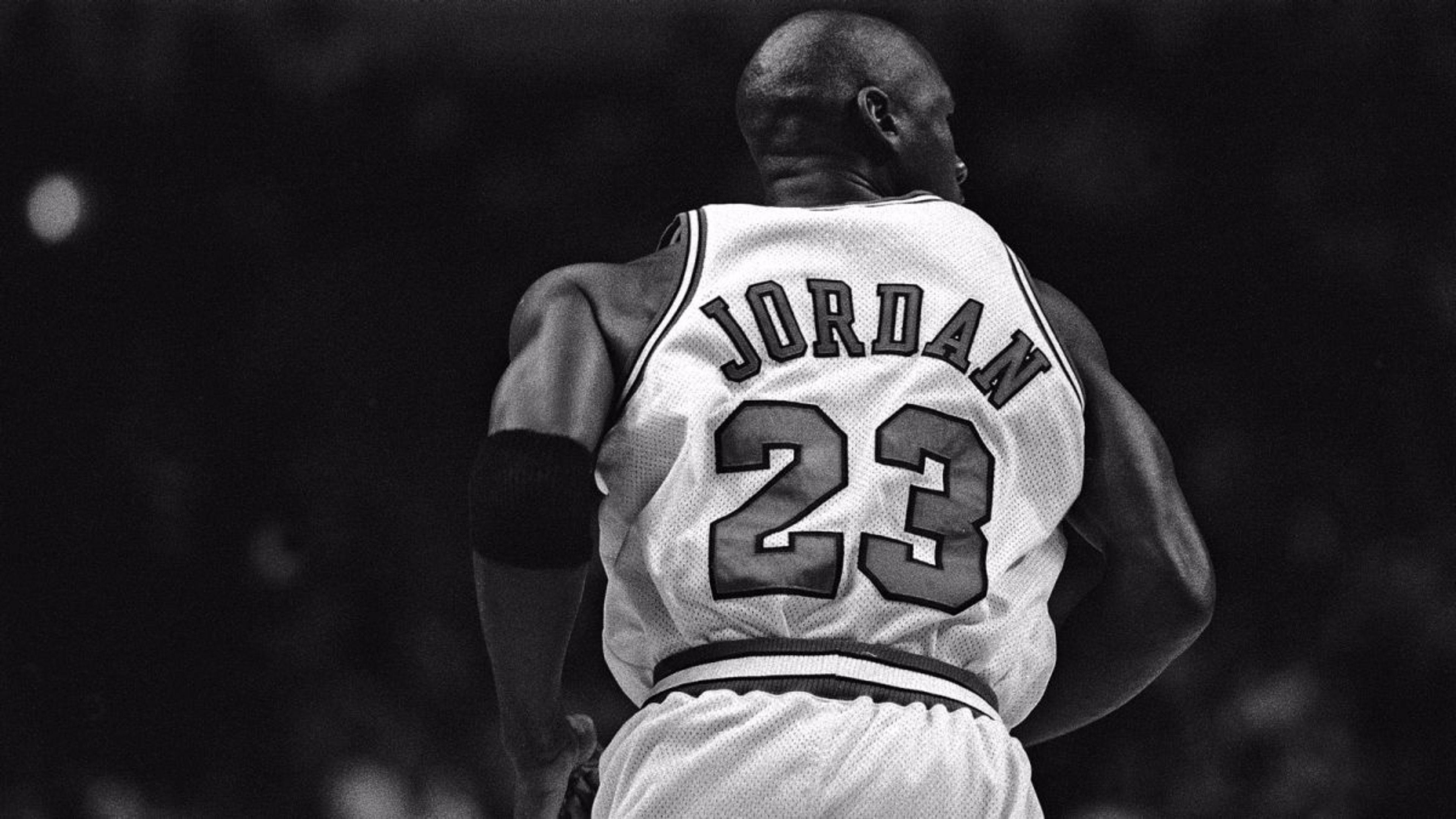 Black and White Michael Jordan 4K Wallpapers 4K Wallpaper 3840x2160