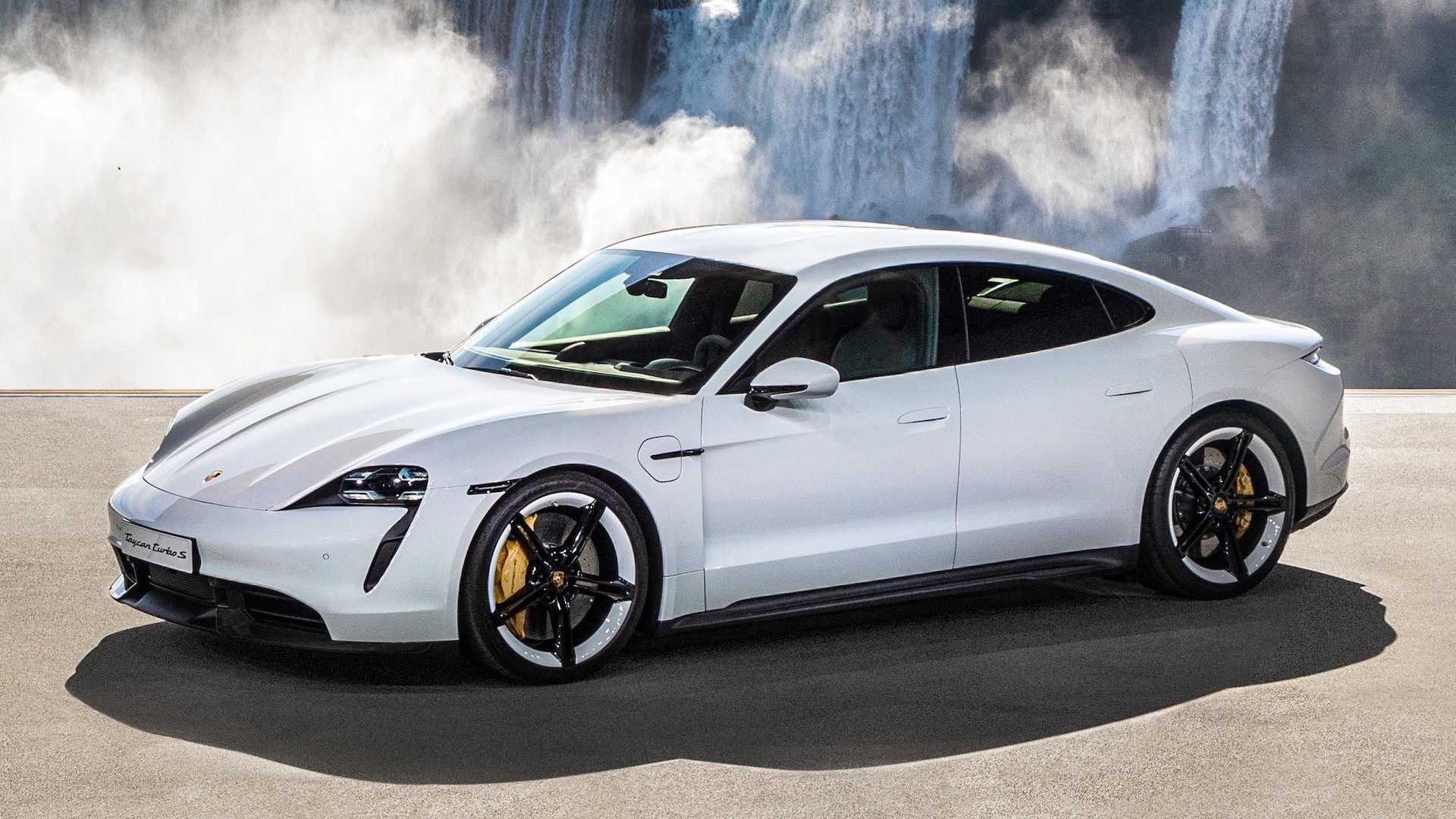 Porsche Taycan Starts At 150900 Most Expensive Is 241500 1920x1080