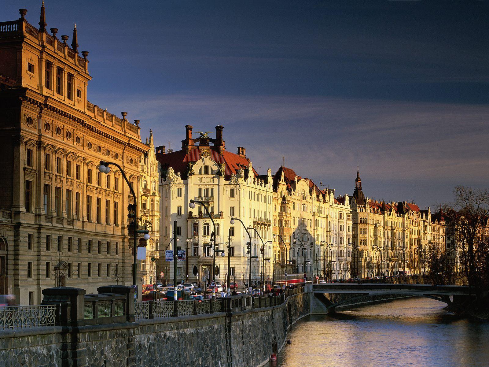 Vltava River Czech Republic Wallpapers HD Wallpapers 1600x1200