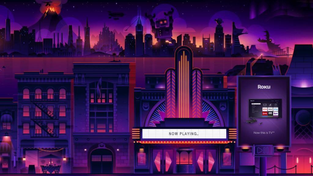 City Stroll Movie Magic Roku Guide in 2019 City Movies City 1024x576