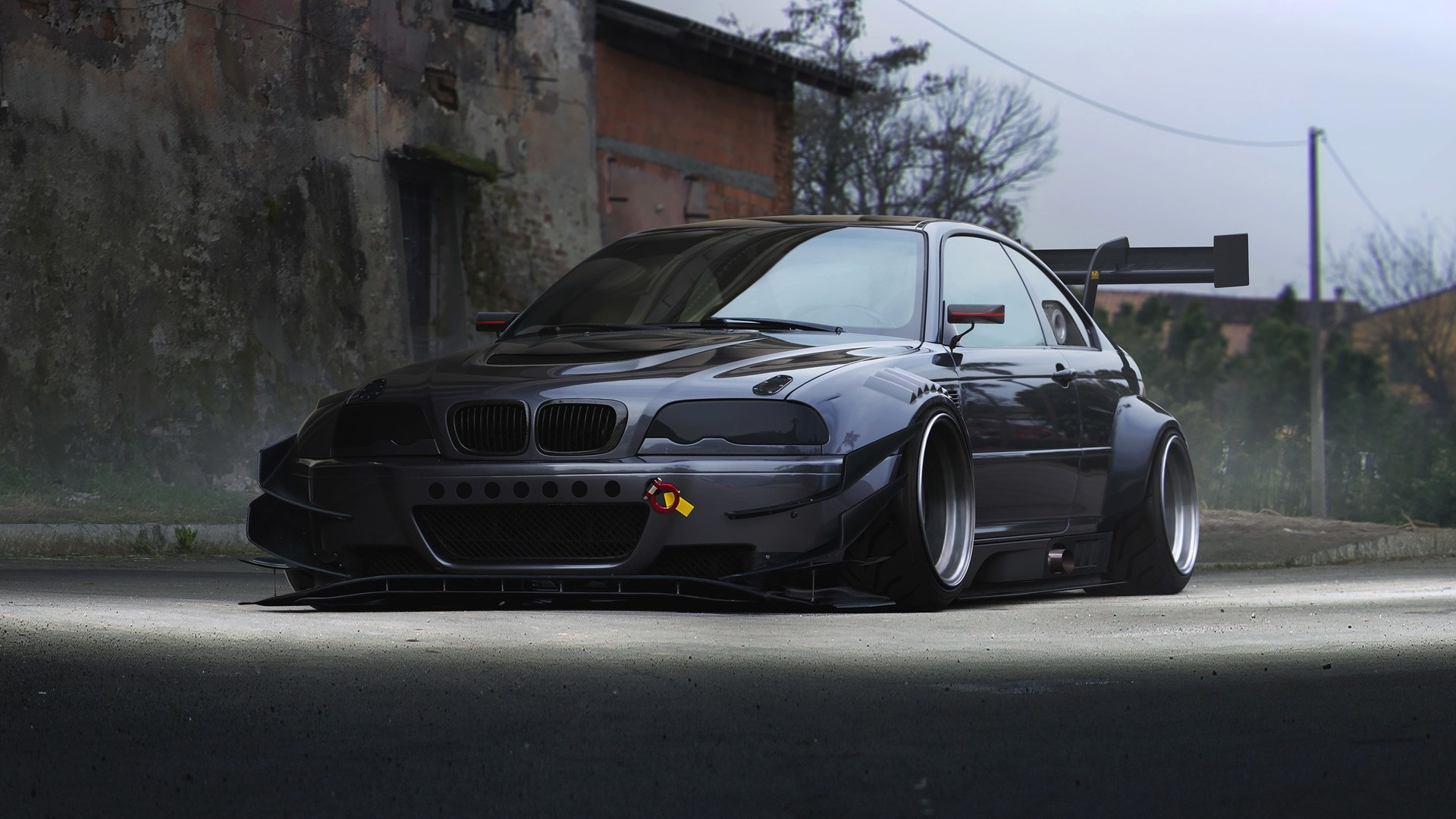 BMW M3 E46 Wallpaper 69 images 1920x1080