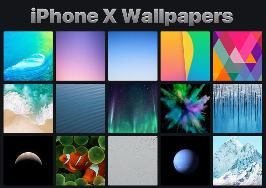 34 Classic iOS Wallpapers For iPhone You Should Download   iOS Hacker 850x600