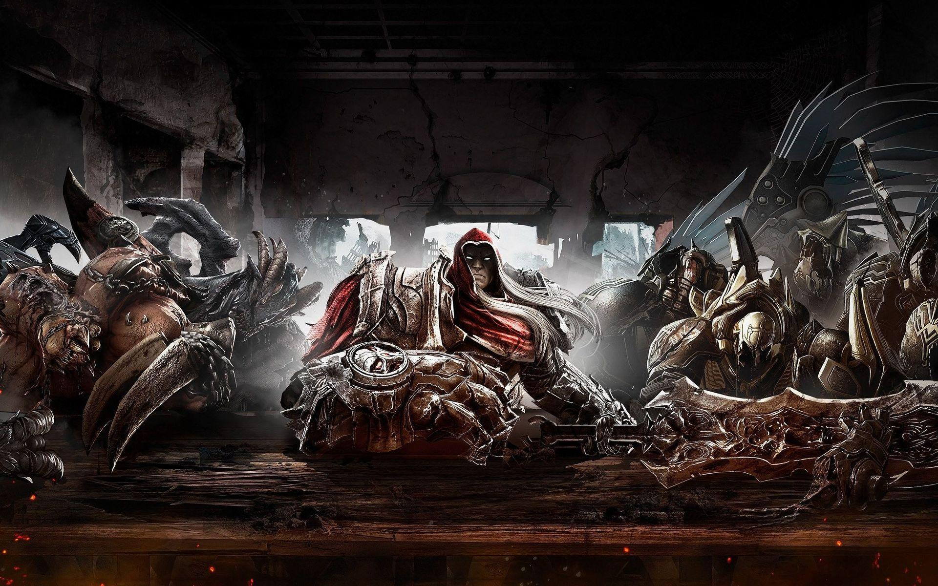 Darksiders Wallpapers 1920x1200