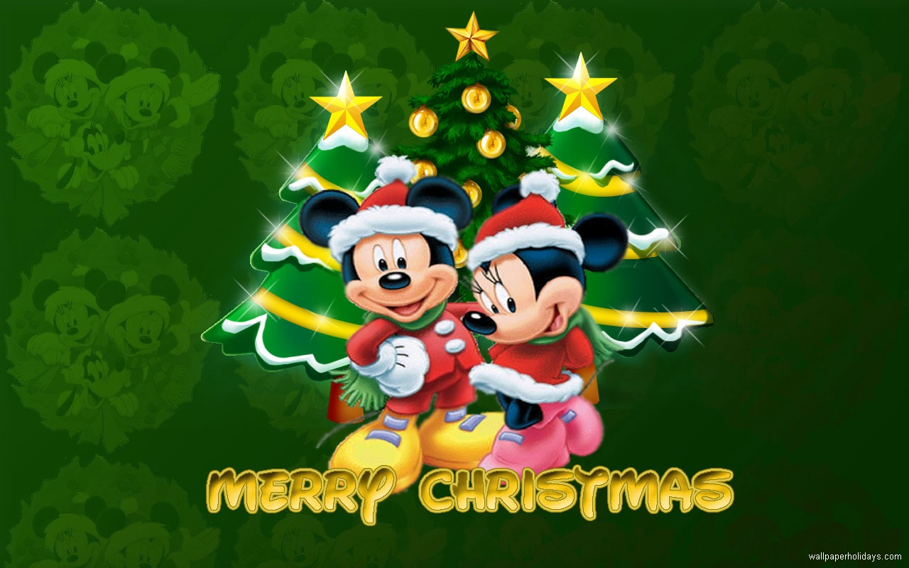 Find Disney Christmas pictures and Disney Christmas photos on Desktop 1280x800