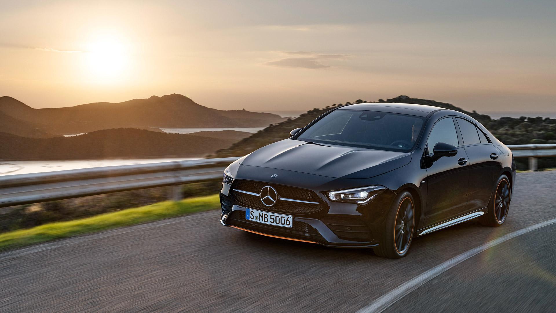 2020 Mercedes Benz CLA Wallpapers Specs Videos   4K HD   WSupercars 1920x1080