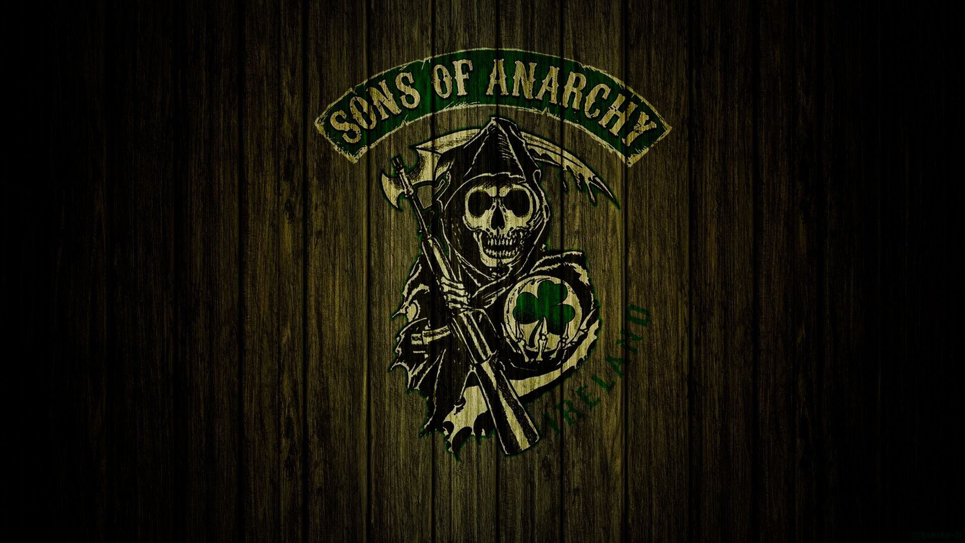 SONS OF ANARCHY   BELFAST NORTHERN IRELAND SOA Logos Sons of 1920x1080