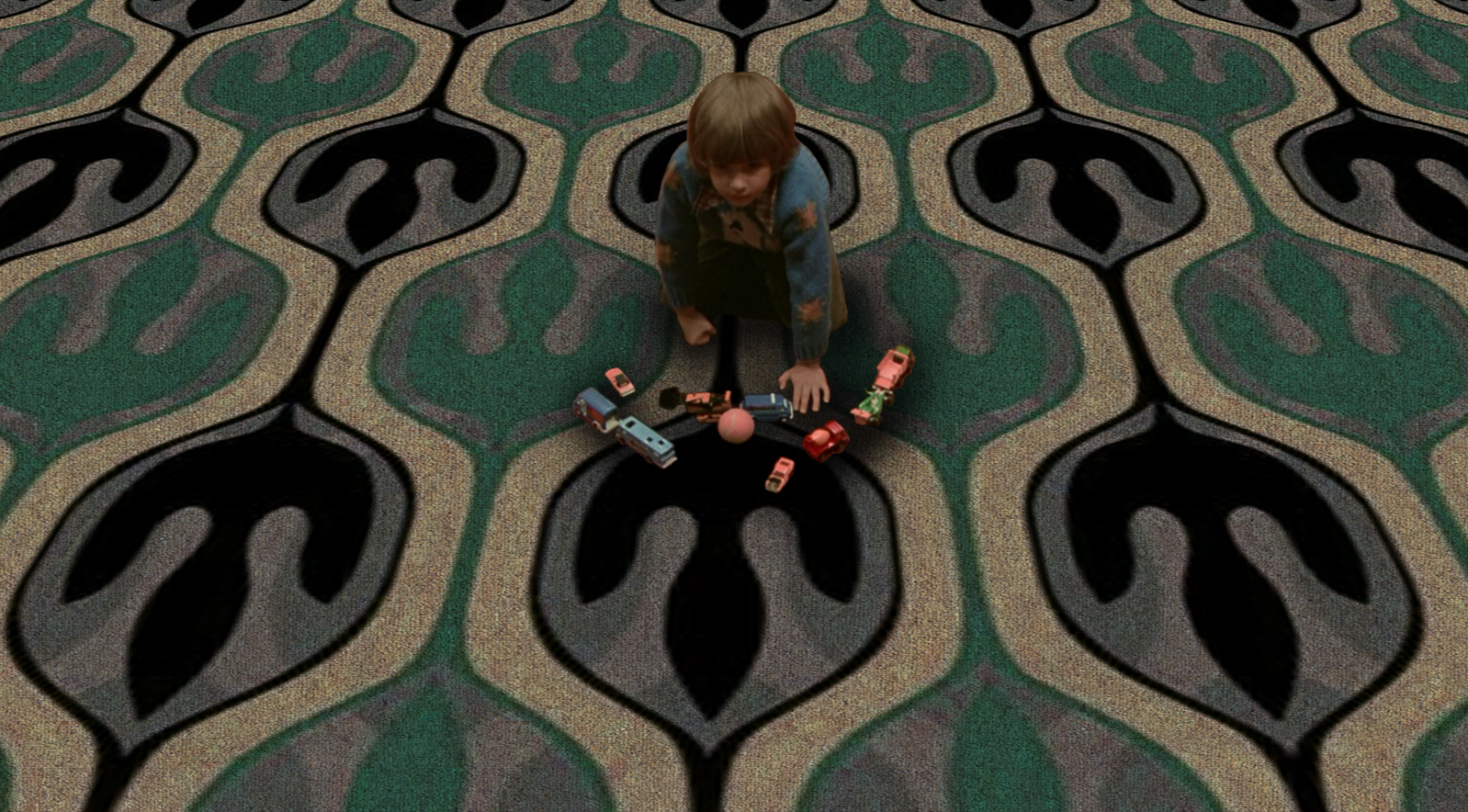 The Detroit Wallpaper Co The Overlook Hotel Remixed By Overlook 1598x884