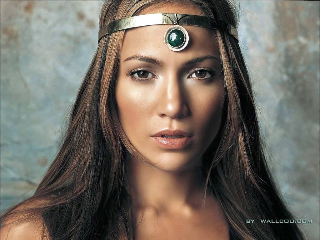 Jennifer Lopez Warrior Face Wallpaper   Jennifer Lopez 1024x768