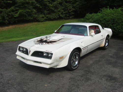 1977 Pontiac Trans Am By Pinkees Rod Shop 500x375
