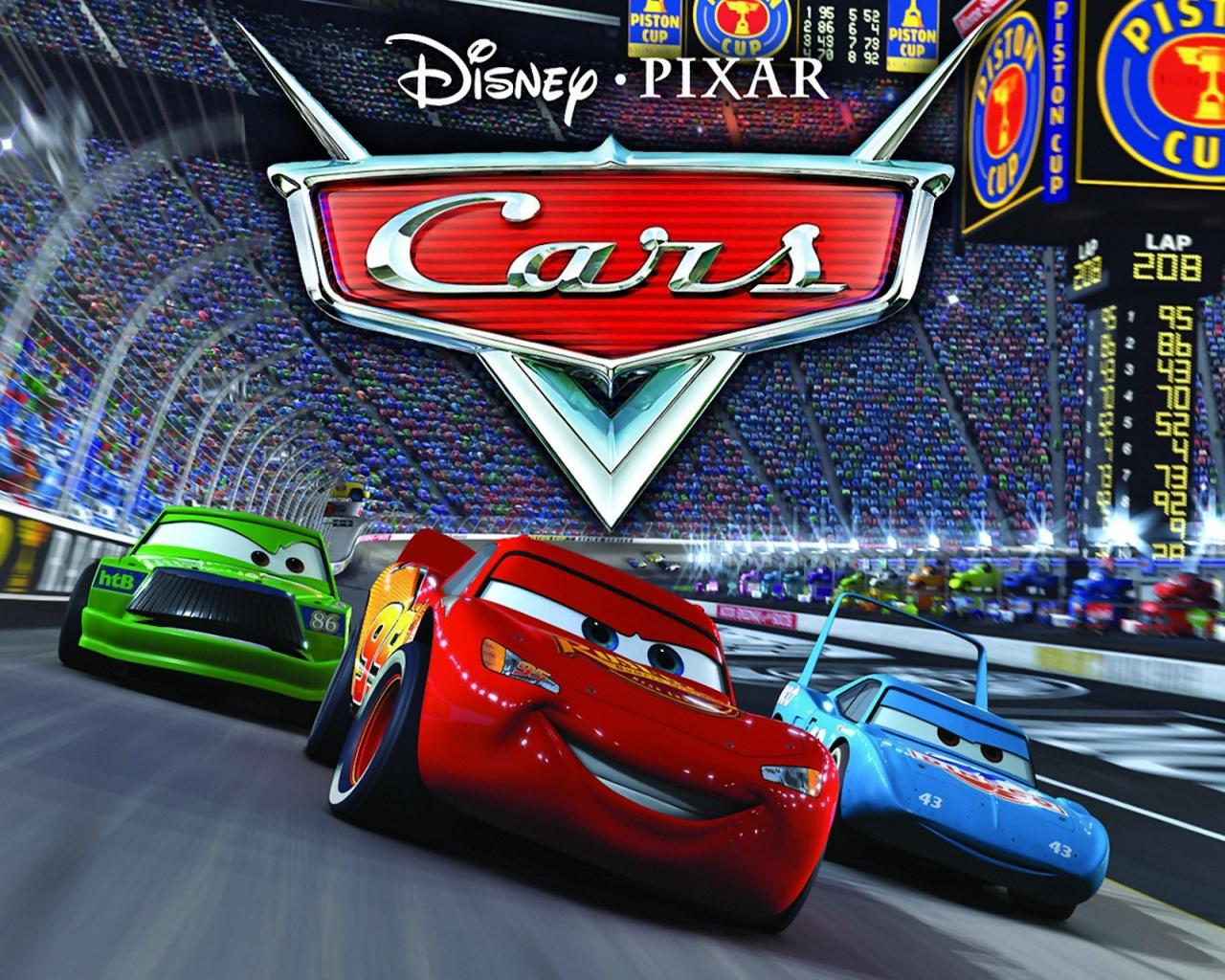 disney pixar cars wallpaper 1280x1024jpg 1280x1024