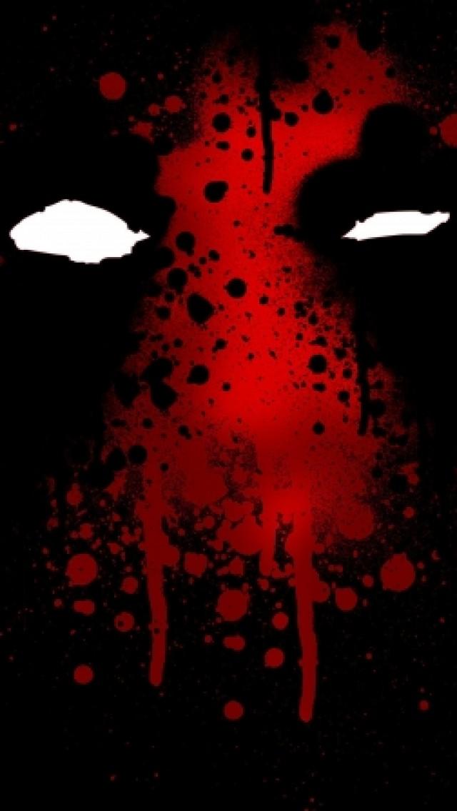 Deadpool iPhone wallpaper 640x1136