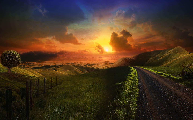 Beautiful Landscape Wallpaper 1440x900 1440x900
