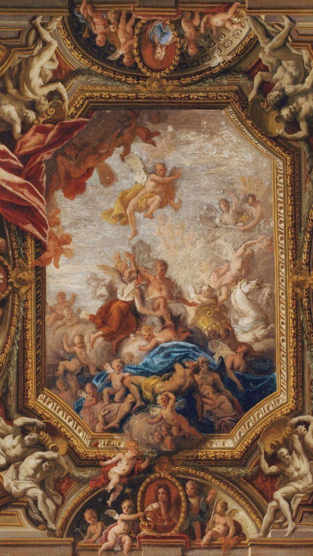 Renaissance Background Painting wallpaper Renaissance art 640x1138