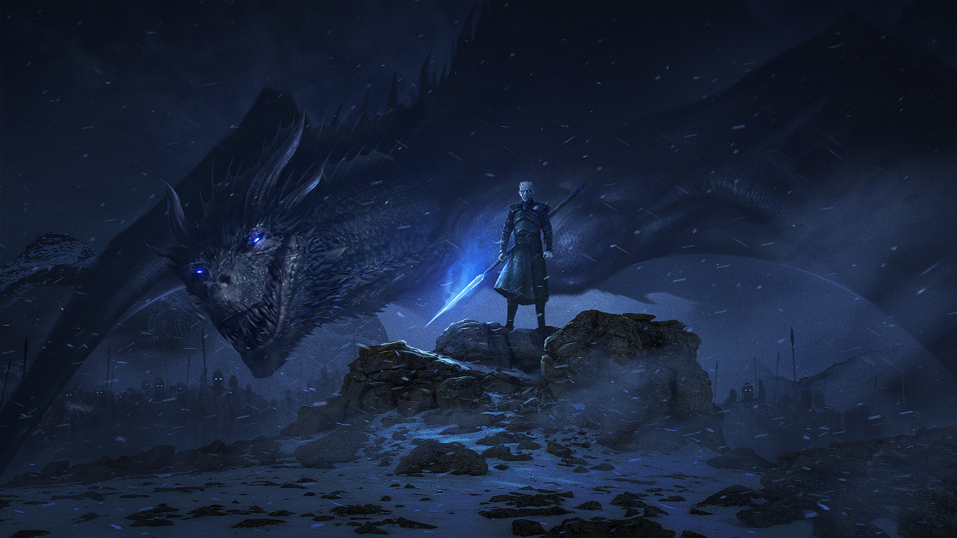 4KHD Wallpaper Of Game Of Thrones Season 8 Season 7   neOadviser 1920x1080