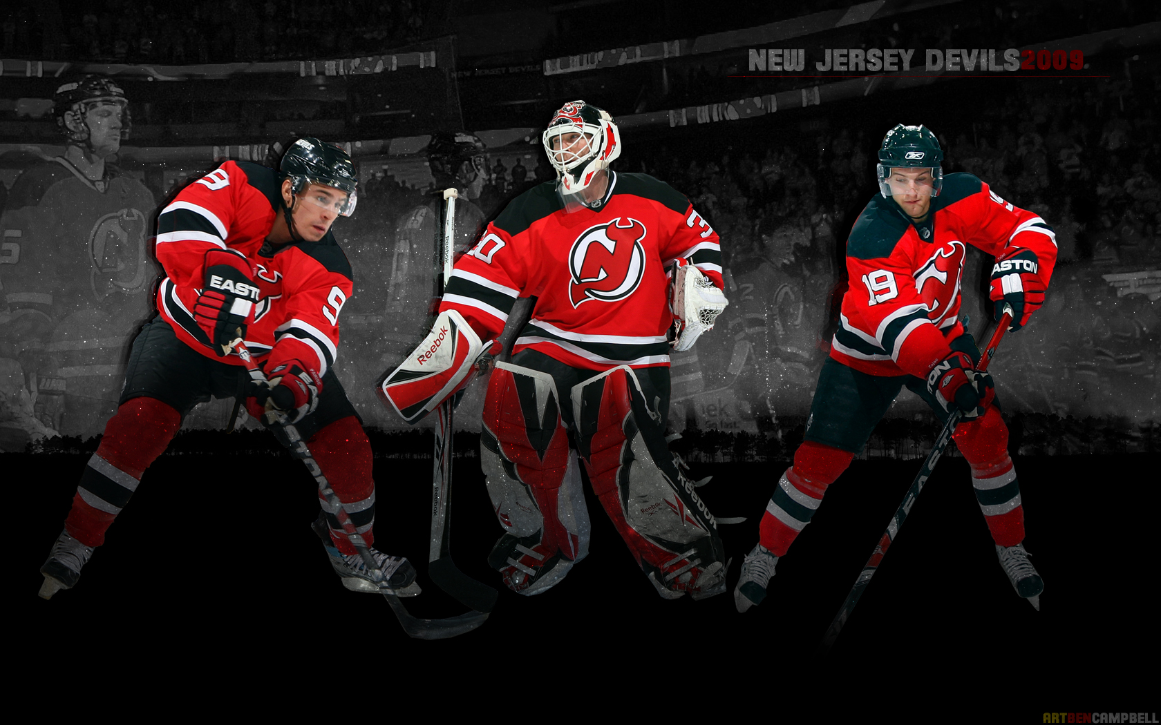 New Jersey Devils wallpapers New Jersey Devils background 1680x1050