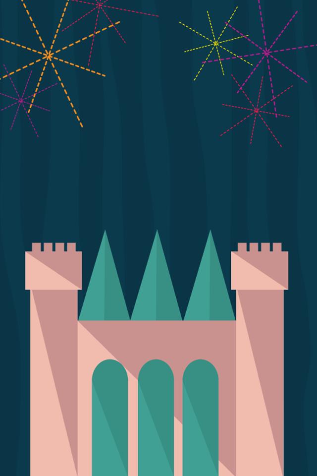 miss blaser iPhone Wallpaper Disney Edition 640x960
