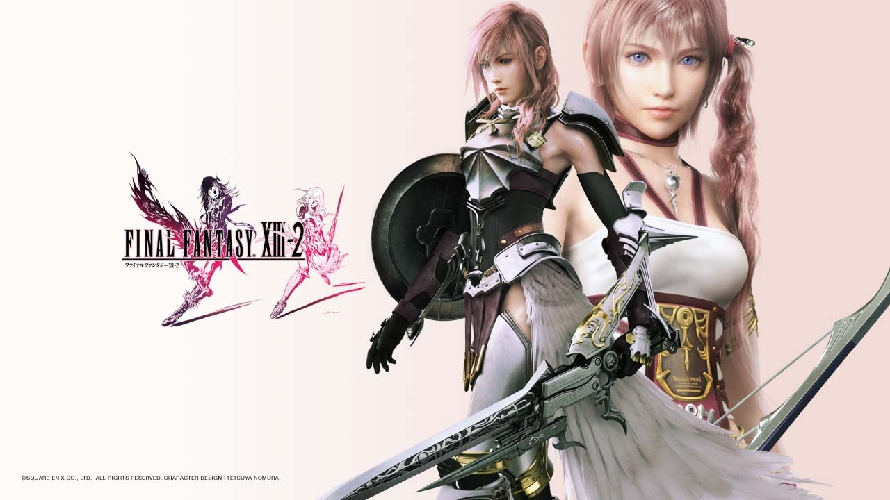 Lightning Final Fantasy XIII HD Wallpaper Desk 9468 Wallpaper 1280x720