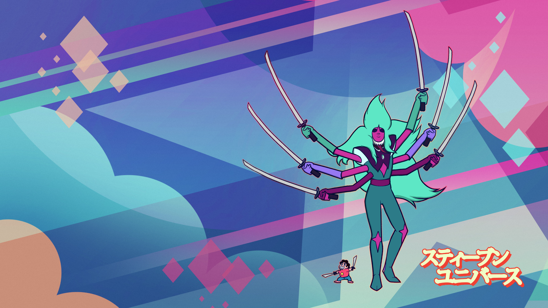 Steven Universe Alexandrite Cosplay