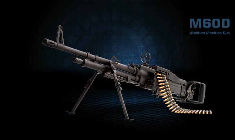 M60E6 M60E6E4 CONVERSION KIT M60D Enhanced 758x451