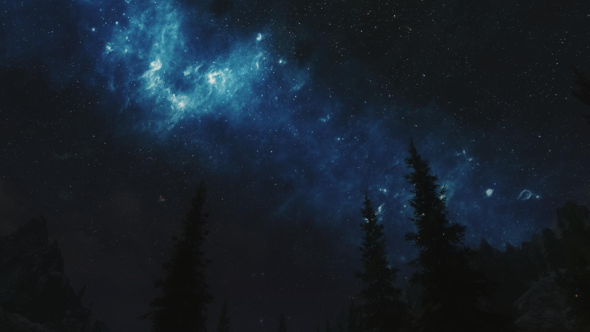 Night Sky wallpaper 16781 1920x1080