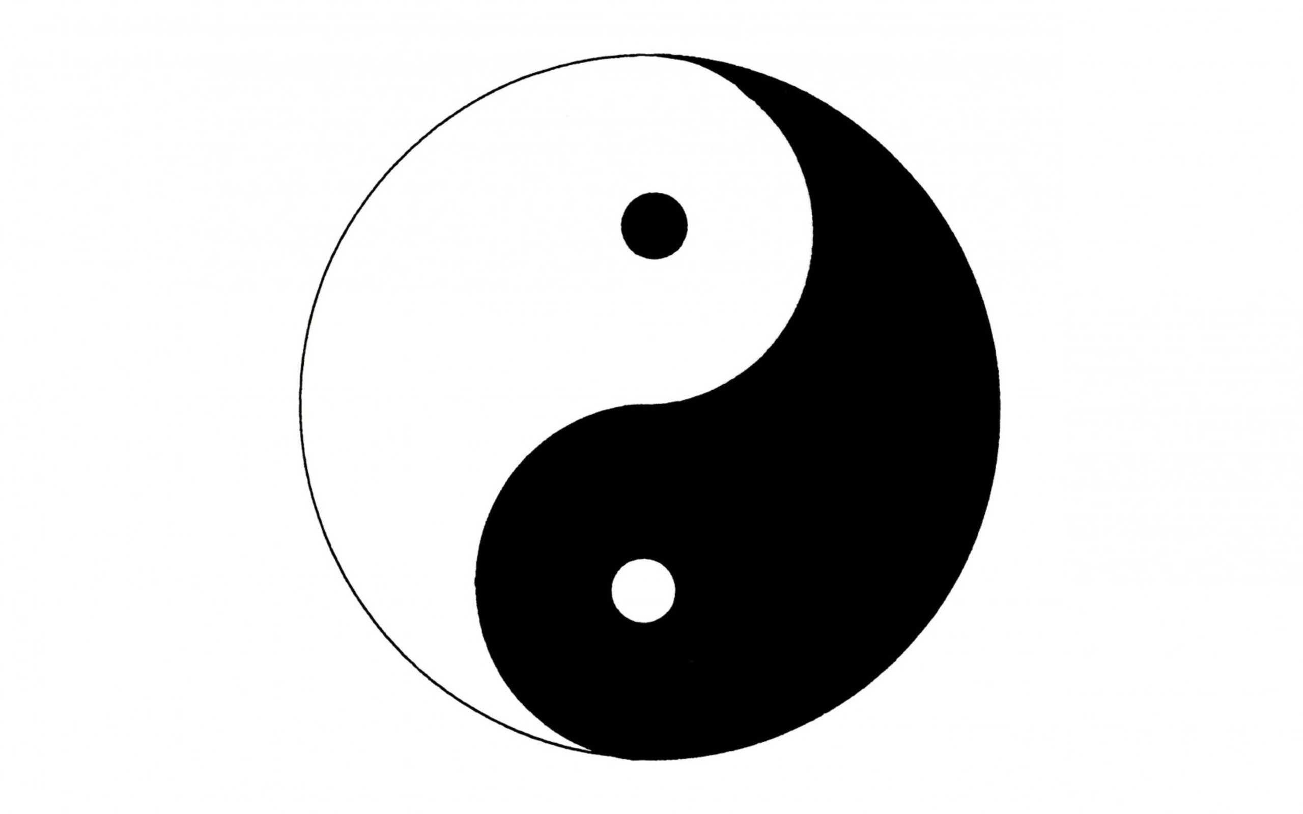 ying yang wallpapers55com   Best Wallpapers for PCs Laptops 2560x1600