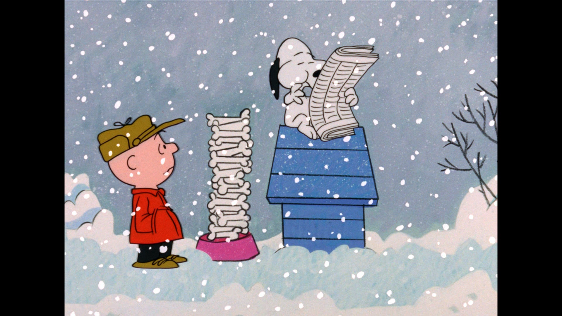 Charlie Brown Christmas Blu ray Disc Review 1920x1080