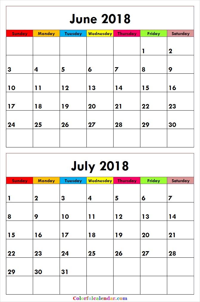 Cute June July 2018 Calendar Background Wallpaper   Premieredance 671x1016