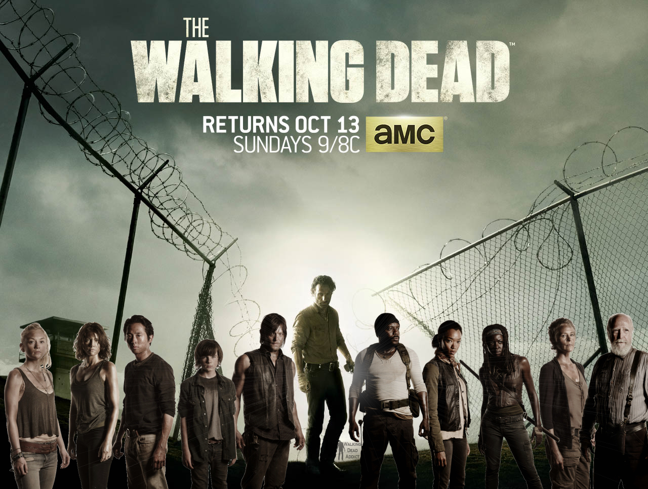 Free Download Fina Estampa Hace Temblar A The Walking Dead