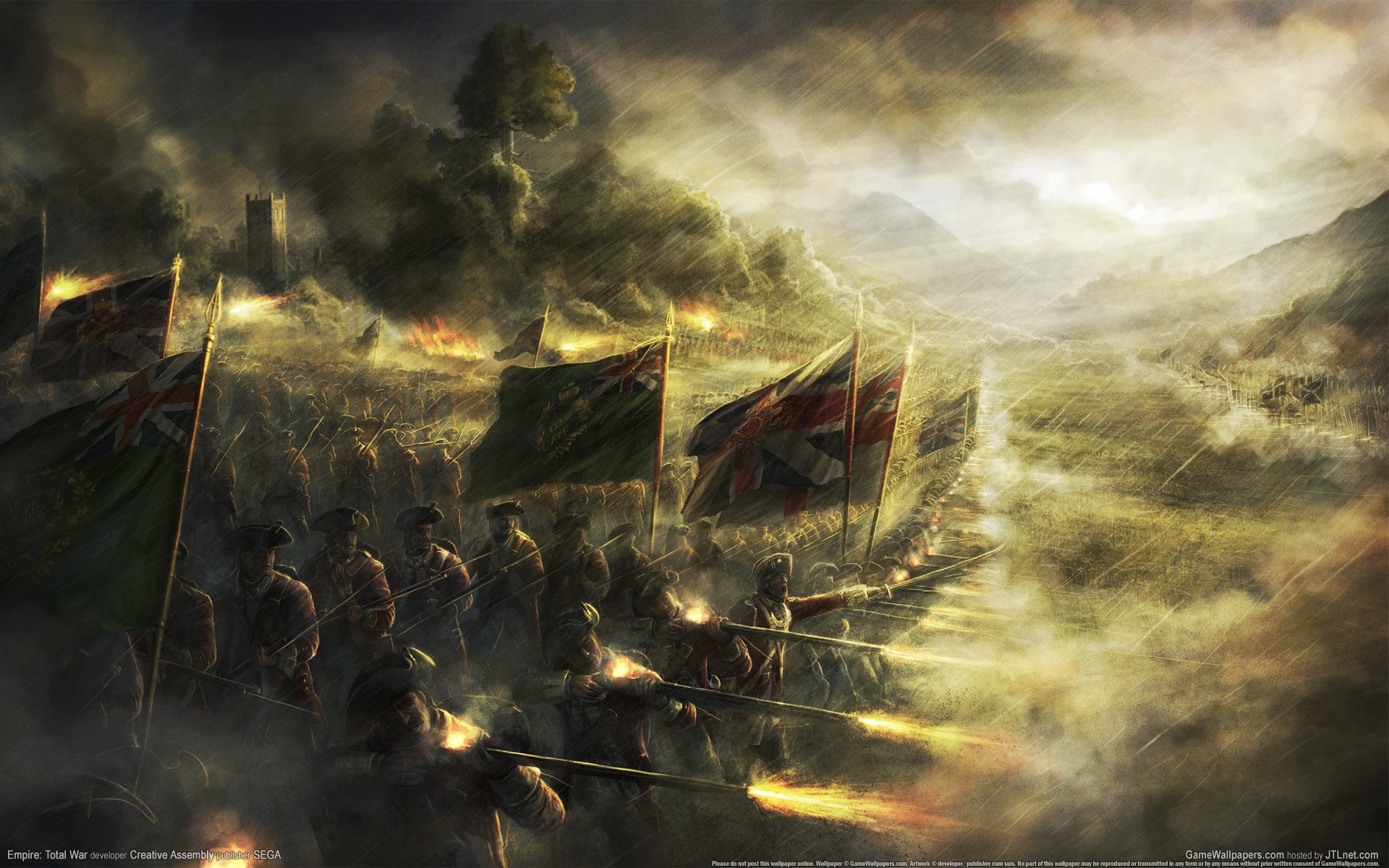 Empire Total War 6 Wallpapers HD Wallpapers 1920x1200
