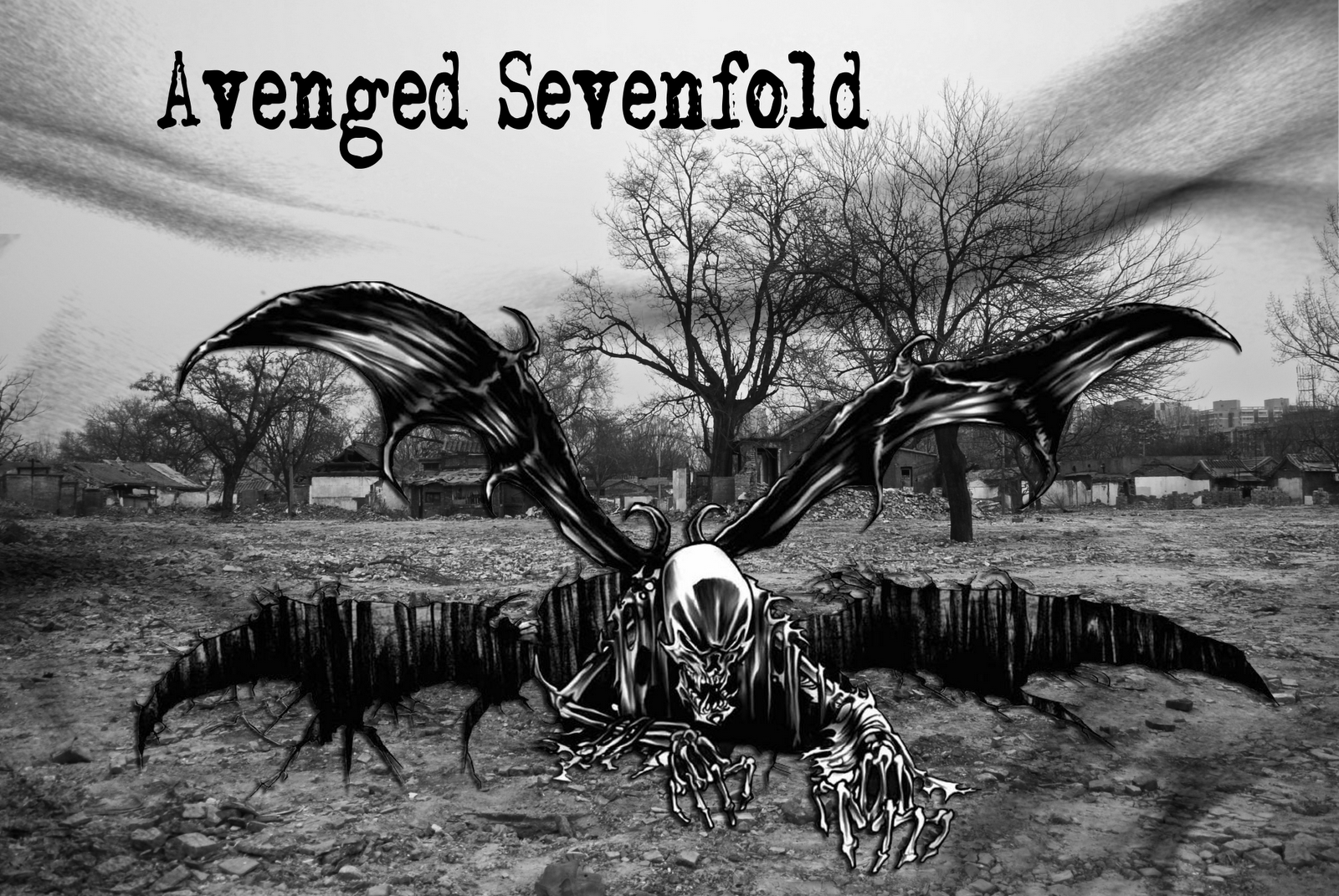 Tukang Flash Avenged sevenfold Wallpaper 1600x1071