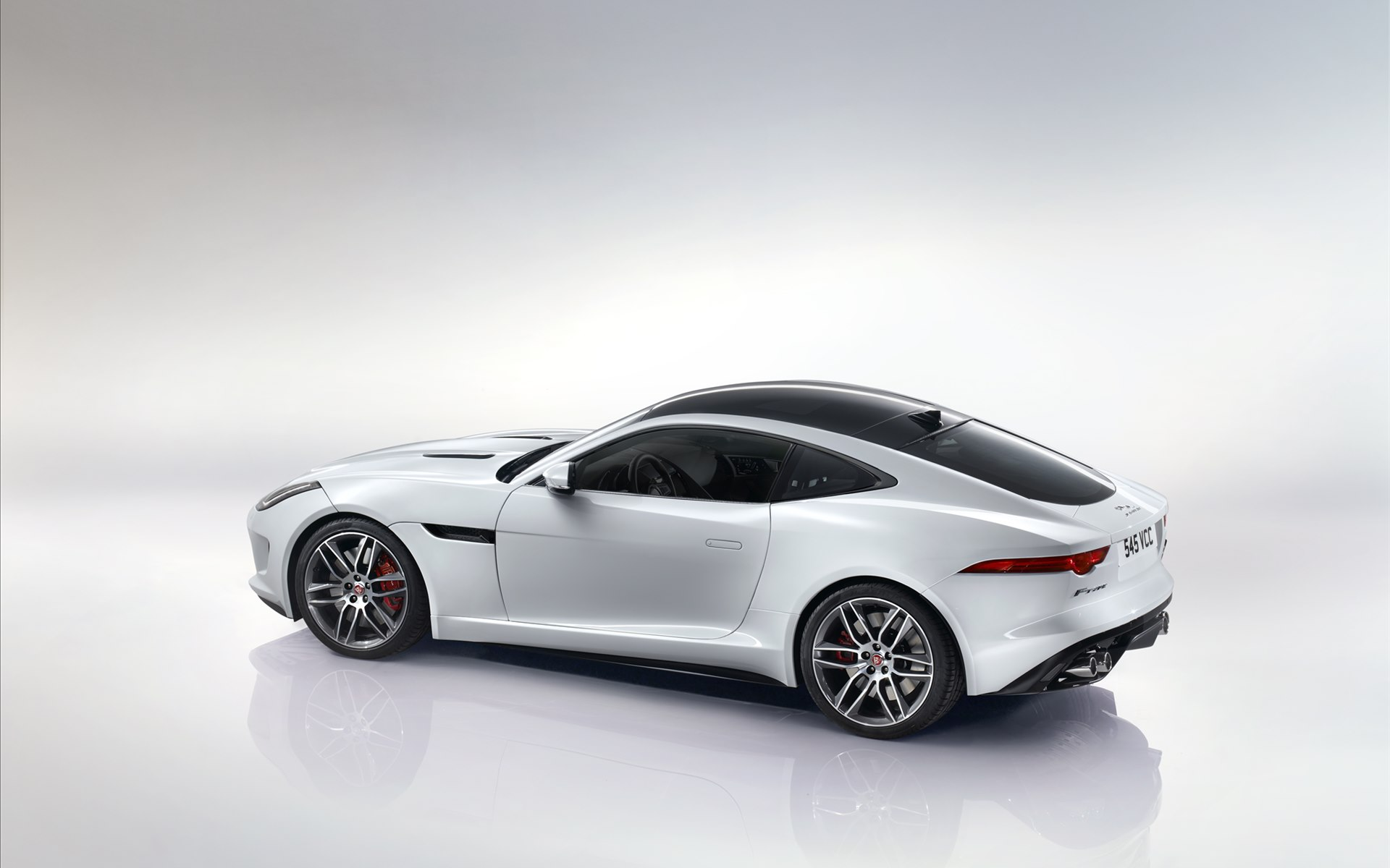 Home Jaguar Jaguar F Type R Coupe 2015 1920x1200