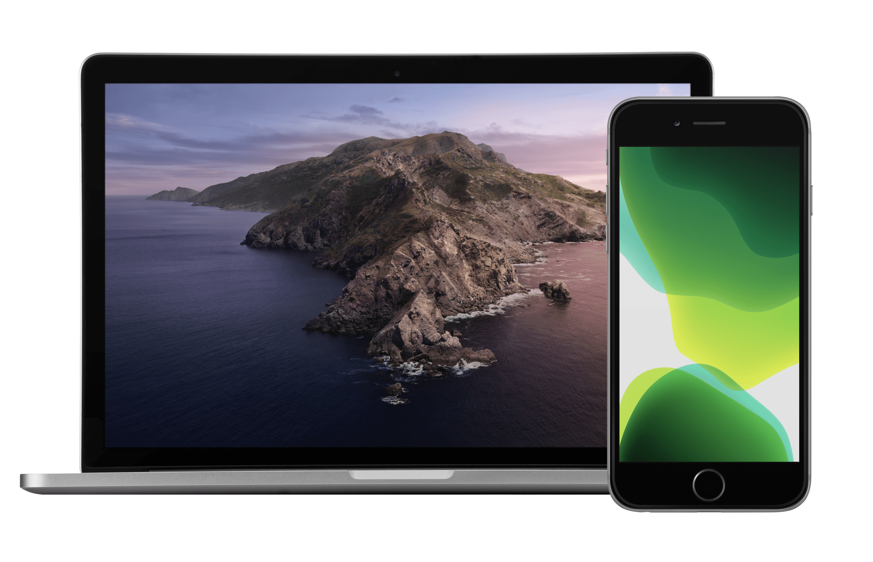 iOS 13 and macOS Catalina wallpapers 3300x2123