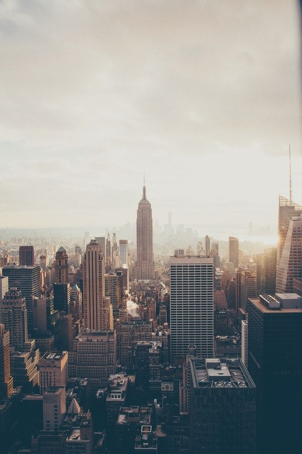 New York New York Wall mural in 2020 Scenic photography 600x900
