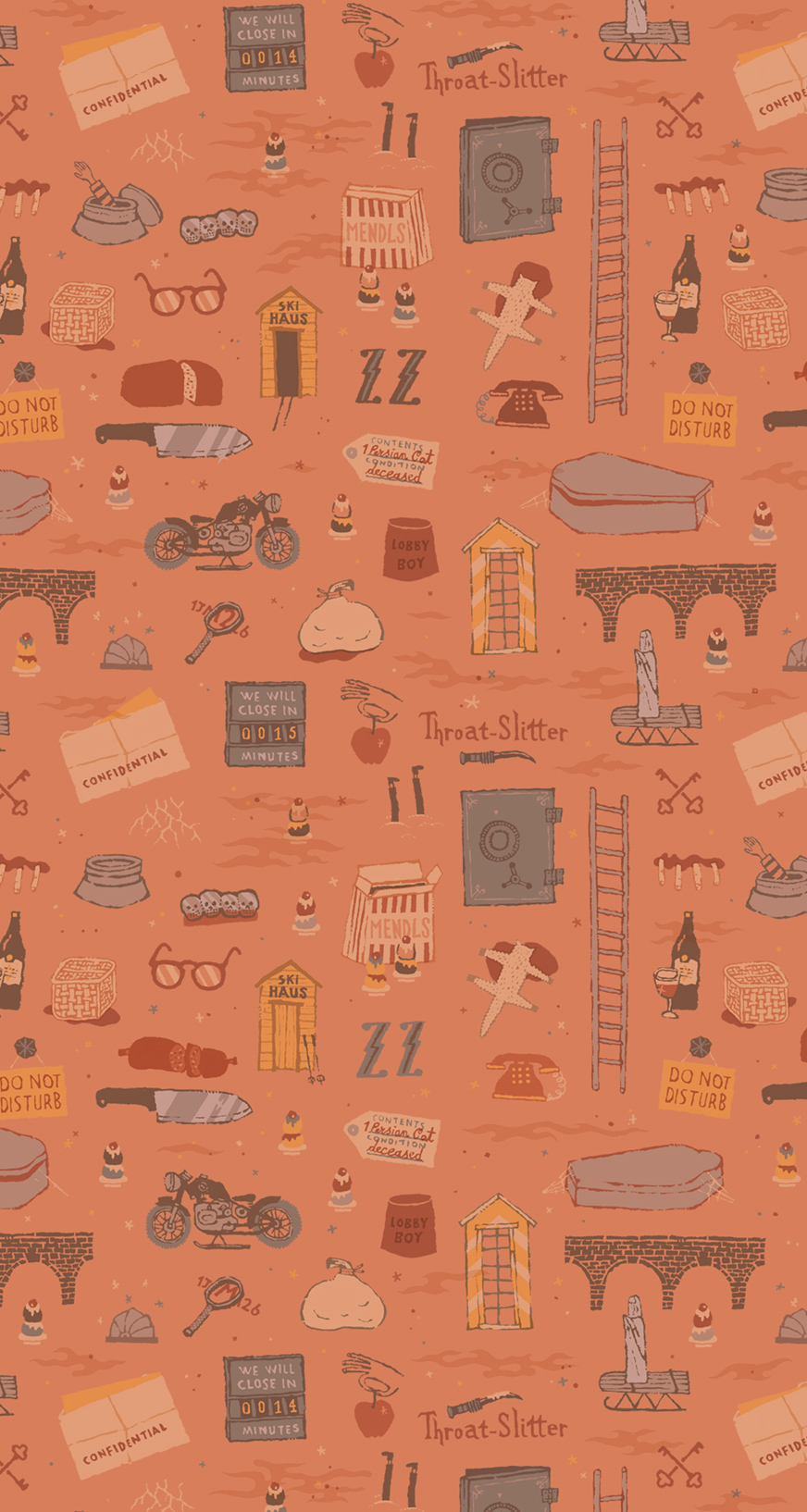 The Grand Budapest Hotel Wallpapers Full Hd 1350621   HD 872x1634