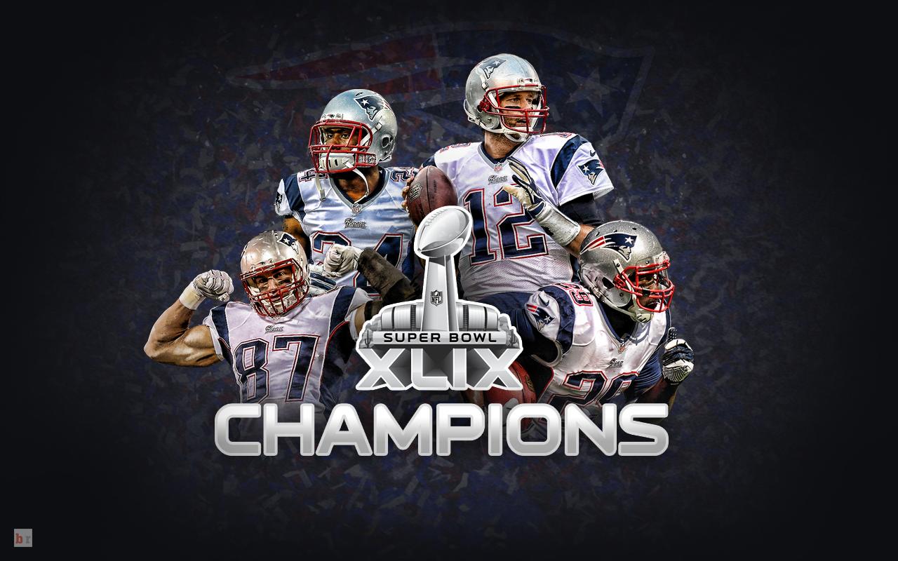New England Patriots Super Bowl Champion Wallpapers Bleacher Report 1280x800