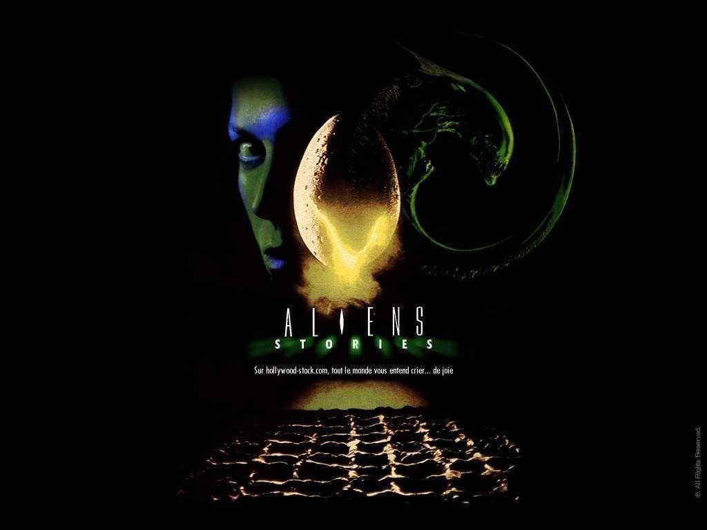 Aliens Wallpapers 6 1024x768