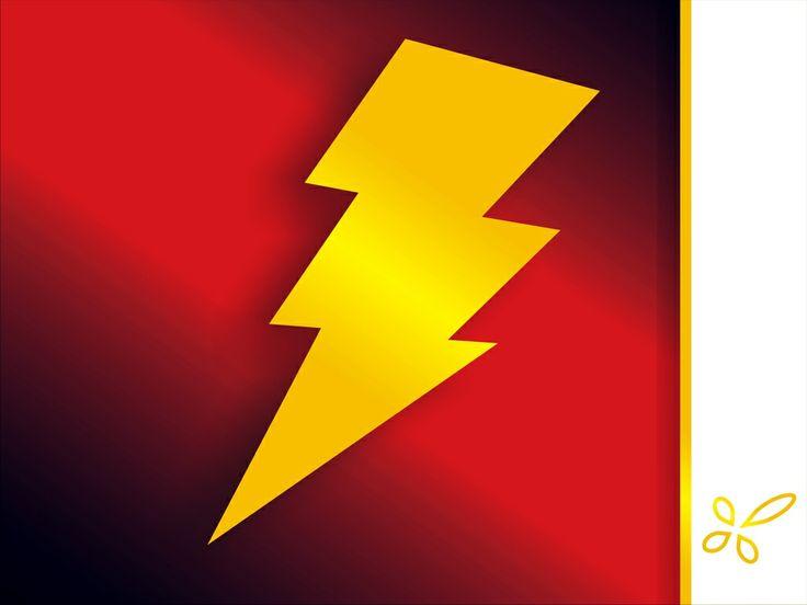 Download Captain Marvel Shazam Logo Wallpaper Shazam Pinterest