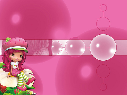 Strawberry Shortcake Desktop 500x375