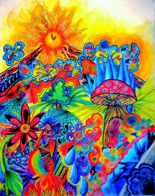 Trippy Wallpaper Tumblr - WallpaperSafari