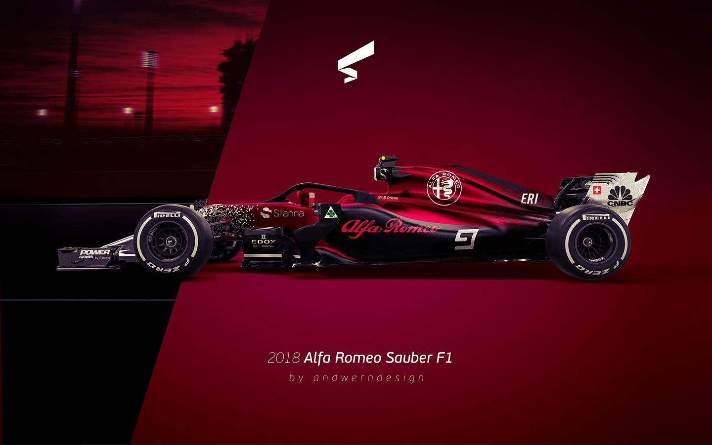Wallpaper Sauber C37 Alfa Romeo F1 2018 Formula 1 F1: Free Download 2018 Alfa Romeo Sauber F1 ThisisF1 [1440x901