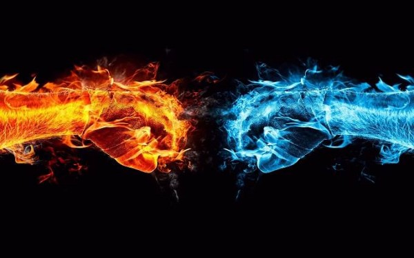 Fire And Ice Live Wallpaper HD Wallpapers Backgrounds 600x375