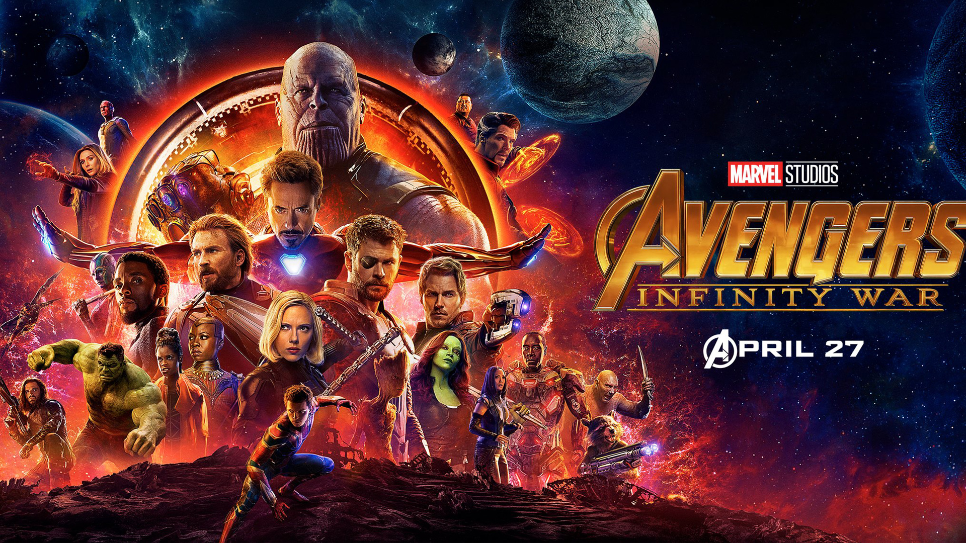 Avengers Infinity War Wallpapers HD Wallpapers 1920x1080