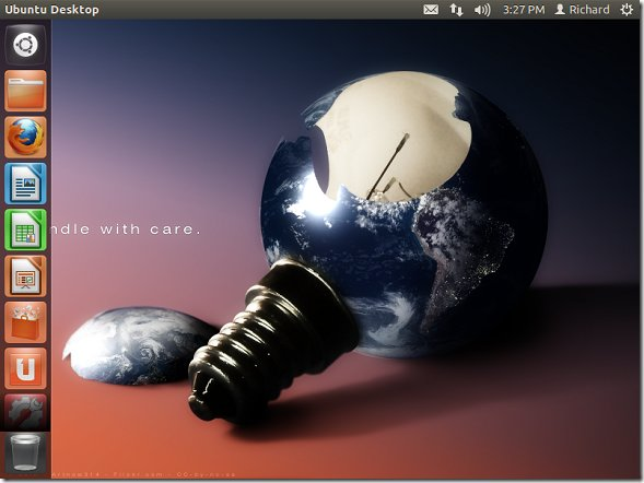 real time desktop wallpapers in ubuntu 12 04 precise pangolin 589x442