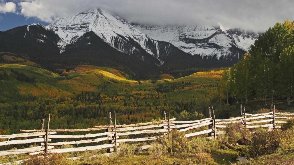 Red Mountain, Uncompahgre National Forest, Colorado  № 1563772  скачать