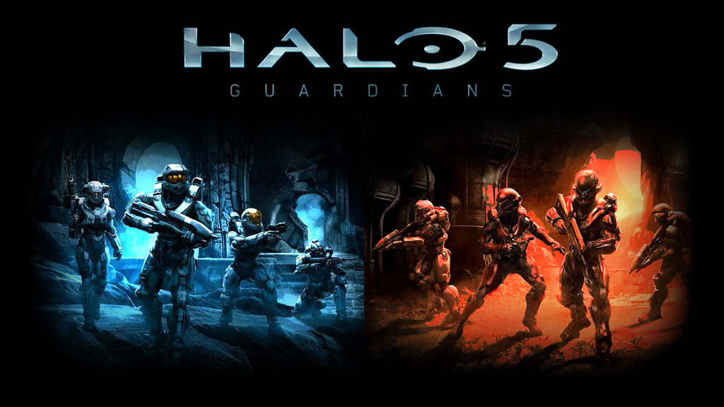 Halo 5 Guardians   Desktop Wallpaper by DKnuerr 1024x576