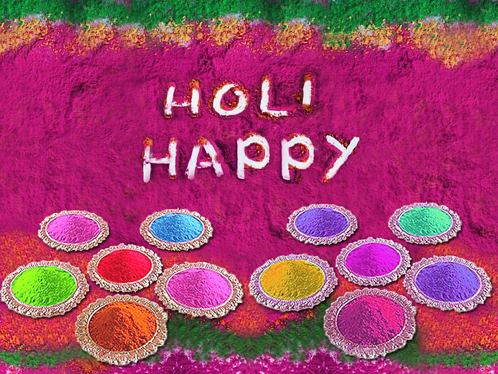 Special Holi SMS On Holi 2013 In Hindi and English 1024x768